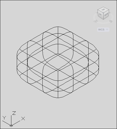 how to draw mesh objects in autocad 3d tutorial