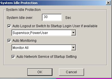 Once you click on the Configuration icon you will see the following menu. Mouse over General Setting and we work our way to the System Configure.