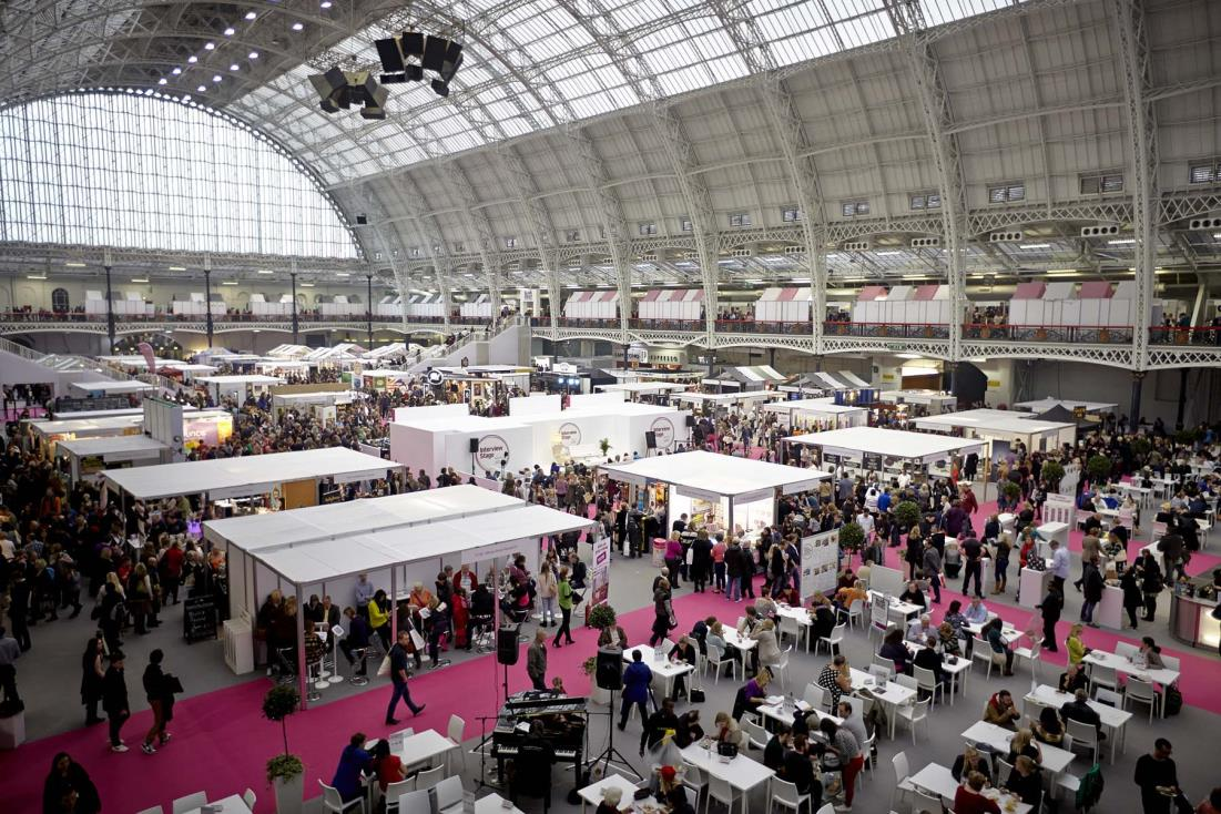 The BBC Good Food Show London returns to Olympia this November and continues to provide an affluent, urban audience with a fabulous day out.