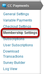 Take note of the Membership Levels we have above. It's under WL Member > Manage Membership Levels. When we create a Subscription, we can choose which Wishlist Membership Level to include on it.