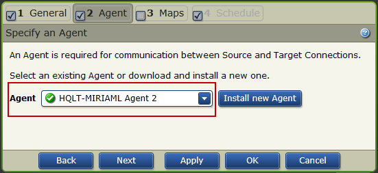 Create A Basic Map 3. On the Solution Wizard's General tab, enter Integrate Leads Basic in the Name field and click Next. Solution Wizard General Tab 4.
