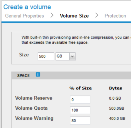 You should limit access to the volume at a minimum by using iscsi Initiator Groups.