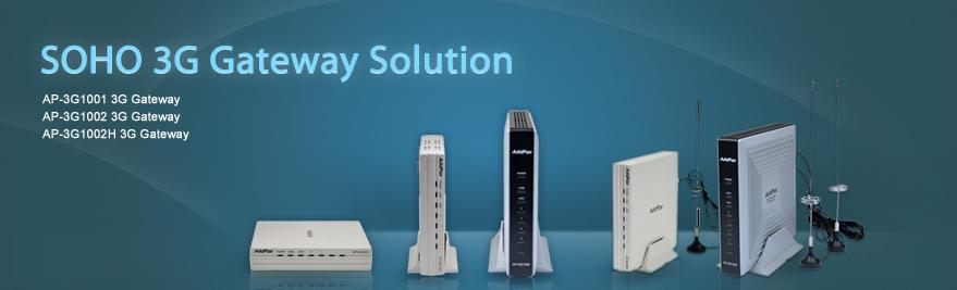 This product uses the state-of-art technology voice compressed algorithm and unique QoS algorithm of AddPac to maintain the maximum voice quality under fast internet line and slow internet line as