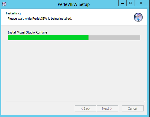 Installing PerleVIEW on your