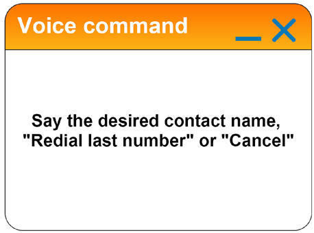 Voce command Voice command About voice command By saying certain commands to the telephone base, you can make calls.