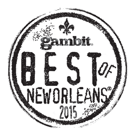 THE NORTHSHORE S BEST BEST HAIR SALON best hair stylist - 2014, 2015 best hair colorist - 2015 ONE OF SALON TODAY S 200 2009-2015 BEST OF NEW ORLEANS BEST HAIR SALON -Gambit Weekly BEST OF