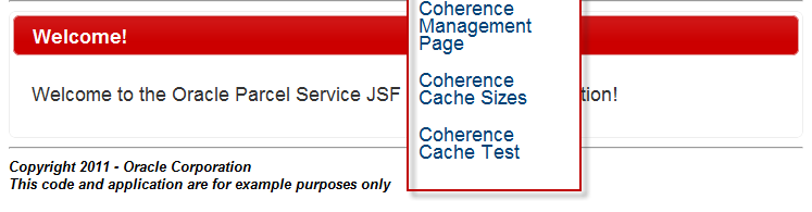 Coherence Functions Oracle