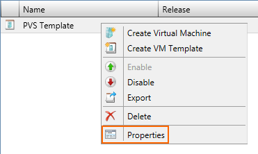 29. Select the job of Create template and verify the Job was completed.