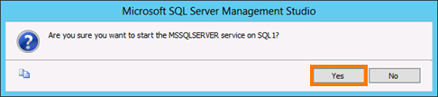 42. Right-click the SQL1 node and select