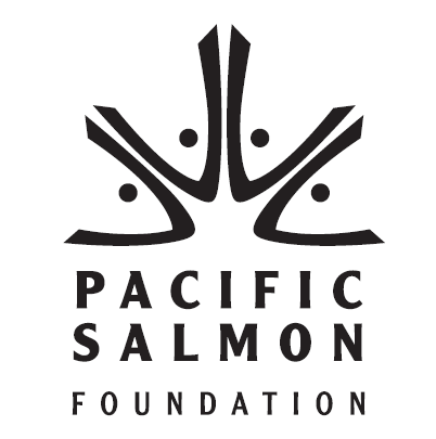 Funding for the creation of this booklet and the development of the McMillan Creek Fishing Park has been made possible through a grant from the Pacific Salmon Foundation.