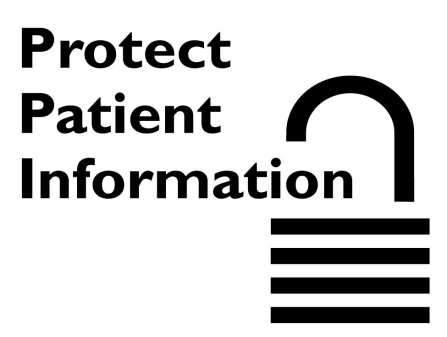 False Goal of HIPAA is to protect confidential patient information from improper use or
