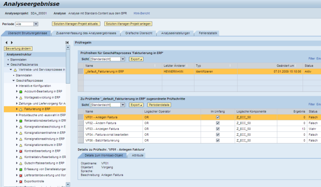 Populating SAP Solution Manager Fast initial blueprinting Additional service