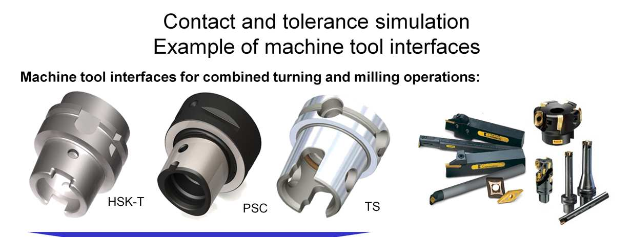 Due to the demand of a higher machine productivity, the machine tools are used with higher process parameters like spindle speed and feed rate.