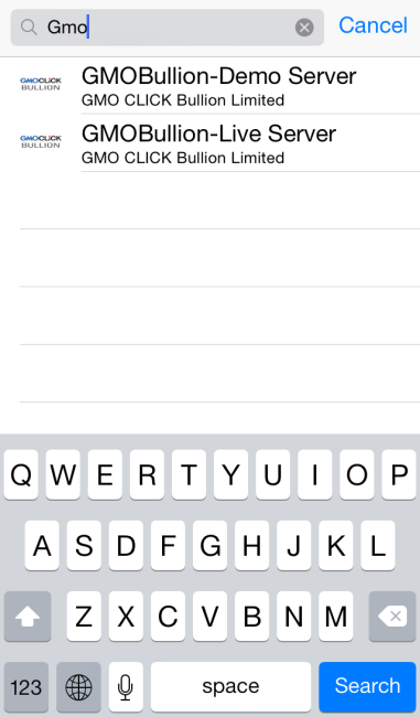 . Account Login How to Login Tap on the MetaTrader app icon that has been installed to your home screen.