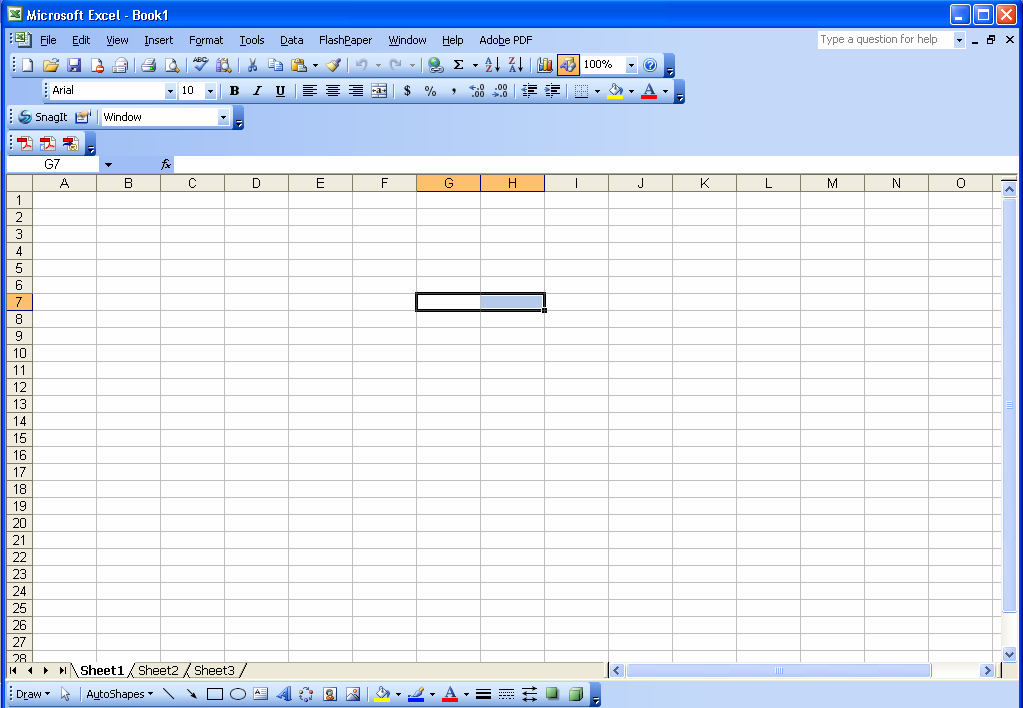 Excel Window Overview Microsoft Excel is a spreadsheet program written and distributed by Microsoft for computers using the Microsoft Windows operating system and for Apple Macintosh computers.