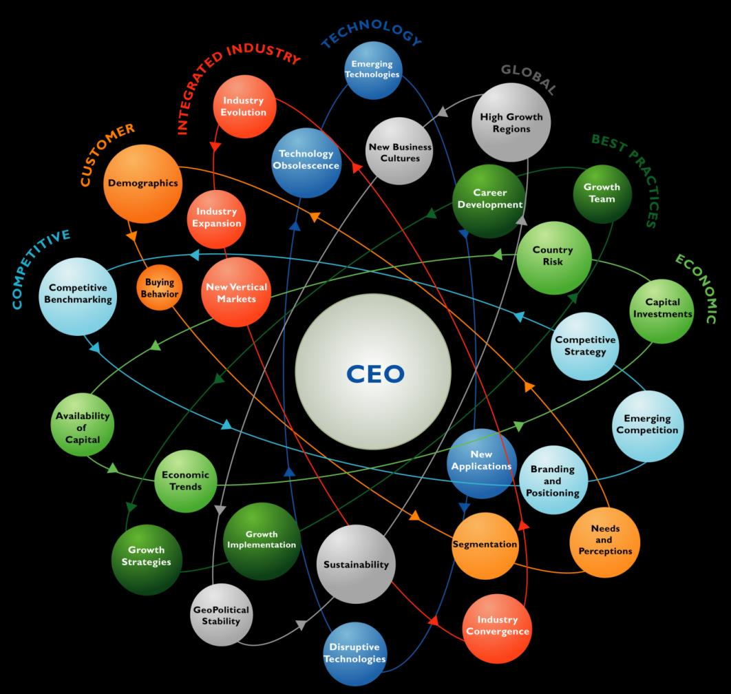 Executive Summary CEO s Perspective 1 Continued acquisition and convergence is expected between 2015 and 2018.