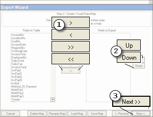 22 ComCash Utilities 1. Click the Load Map button. The Load Map window appears. 2. Enter, or select, the name of the map to load. 3.