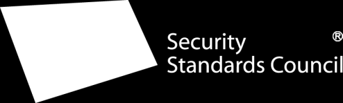 Payment Card Industry (PCI) Data Security Standard