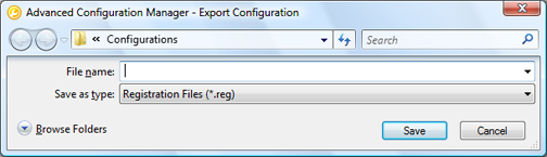 ActivClient for Windows Administration Guide P 85 Configurations for Remote Session Support When the file is validated: Only already installed settings are imported Keys that are not related to a