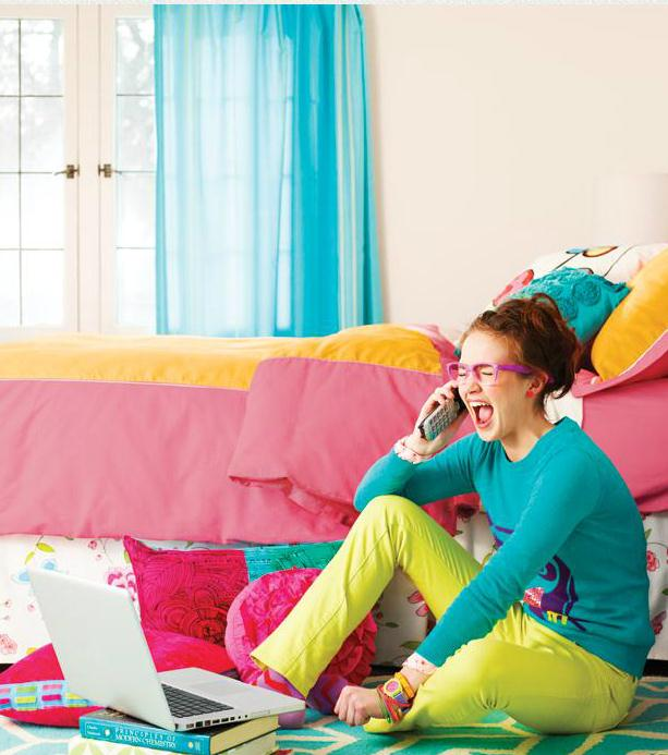 Important Trends: Time spent online 2014 Cox Internet Safety Survey Teens report spending several hours a day online via many devices: On average, teens spend 5 hours and 38 minutes online every day