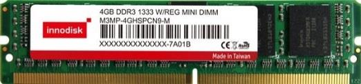 Mini DIMM Product Availability Model Type Speed IC No. Rank PCB High Register 1Gbx8 512Mbx8 256Mbx8 128Mbx8 Mini-U DDR3 SDRAM DDR3 SDRAM 1600 18 2 STD 30mm N/A 16GB 8GB 4GB 2GB 1600 9 1 ULP 17.