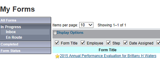 Mid-Year Review Q: When I go into my IPP for Mid-Year Review, why can t I find the comment boxes?