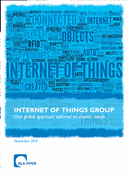 DLA Piper Global Internet of Things group 200+ DLA