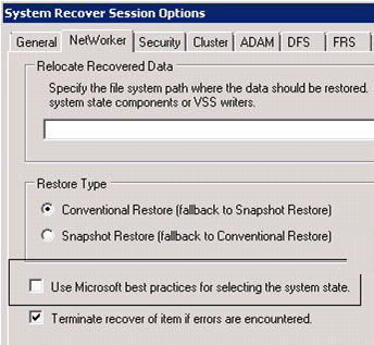 SharePoint Server 2010 Recovery Examples 8. After the application server is restarted, go to the Central Administration and check that the deleted data is restored, as shown in Figure 100 on page 412.