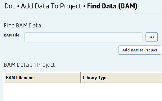 Chapter 7 Create and Manage Projects Add data to a project 7 2.