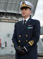Operation Commander EU Naval Force Rear Admiral Duncan L.