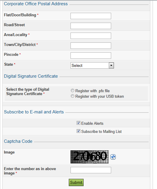 A. Password Details User ID This will be automatically populated and non-editable.