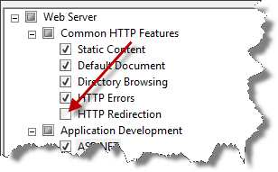 for ASP.NET. Click Add Required Role Services to add the dependent services for the ASP.