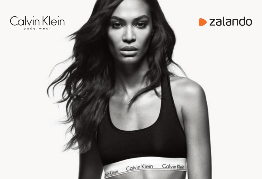 BRAND RELATIONSHIPS ARE GOING STRONG Joint campaign with Calvin Klein, featuring Joan Smalls launches on 15-Nov-2015 More brands offered