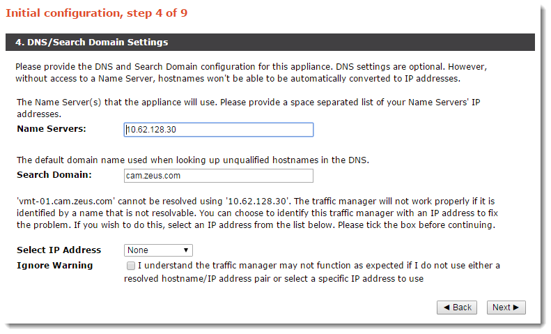 zeus traffic manager Brocade Virtual Traffic Manager: Appliance Image Installation and ...