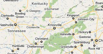Findings about location Kingsport