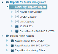 Create Custom Dashboards & Reports Across Heterogeneous Environments to