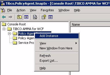 Installing and Configuring the Snap-in Server Resources 7 Figure 4 Update MACHINE Config The WCF Agent Library for Message Inspector enables the Management Agent for WCF to intercept and process