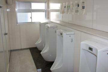 Anotsu-ryo Dorm (for male) Refrigerator Kitchen Room Laundry Public Restroom Public Bathroom Public Space A single room is 8,000 JPY per month.