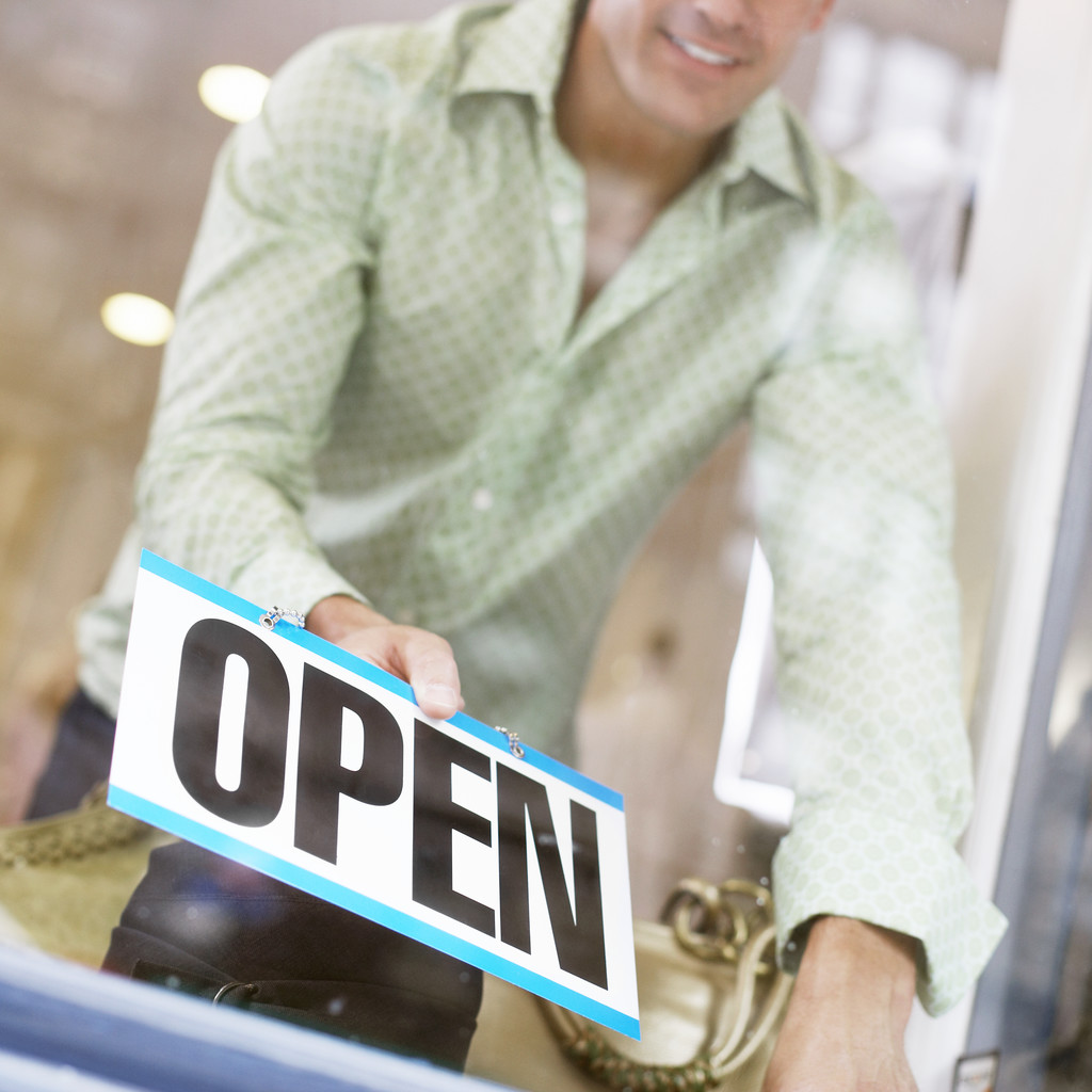 Open For Business A Program to Provide Personal