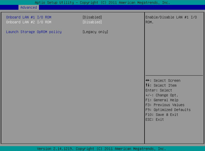 Turning off PXE Boot The operation shown is for TS430.