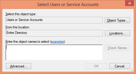 You can configure this option to select the User Account with which you want to create and run the Windows Service of LepideAuditor Suite. Follow the steps below to configure this option. 1.