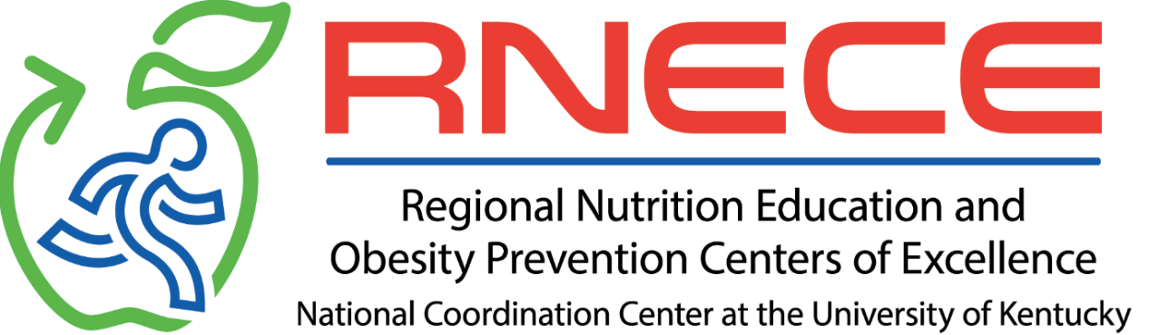 Regional Nutrition Education and Obesity Prevention Centers of Excellence National Coordination Center Janet S.