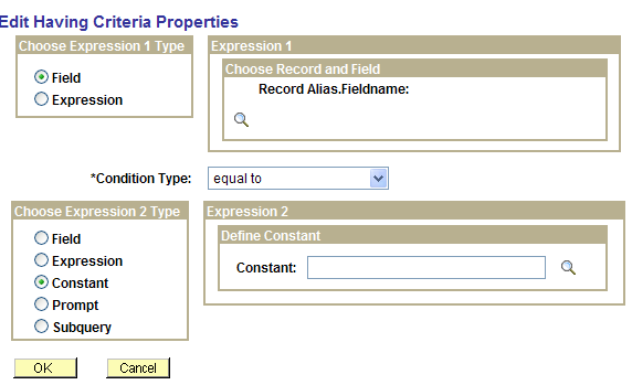 Chapter: Introduction Criteria Tab In this tab, we can define our query to retrieve specific records instead of all records in a table or tables.