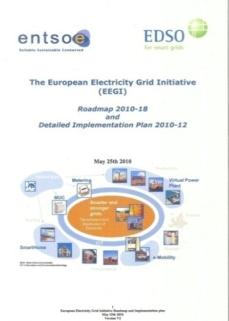 European Electricity Grid Initiative Electricity Grid Initiative CCS Smart Cities Sustainable Nuclear Solar Fuel Cells and Hydrogen Wind Bioenergy 9 years 2 bn EUR RD&D programme Accelerate Smart