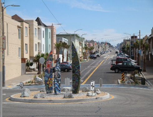 Restoration Taraval Streetscape Broadway Tunnel Relamping Alemany Blvd Guardrail Prepared by: Presented by: AlexandraBidot Performance Analyst San