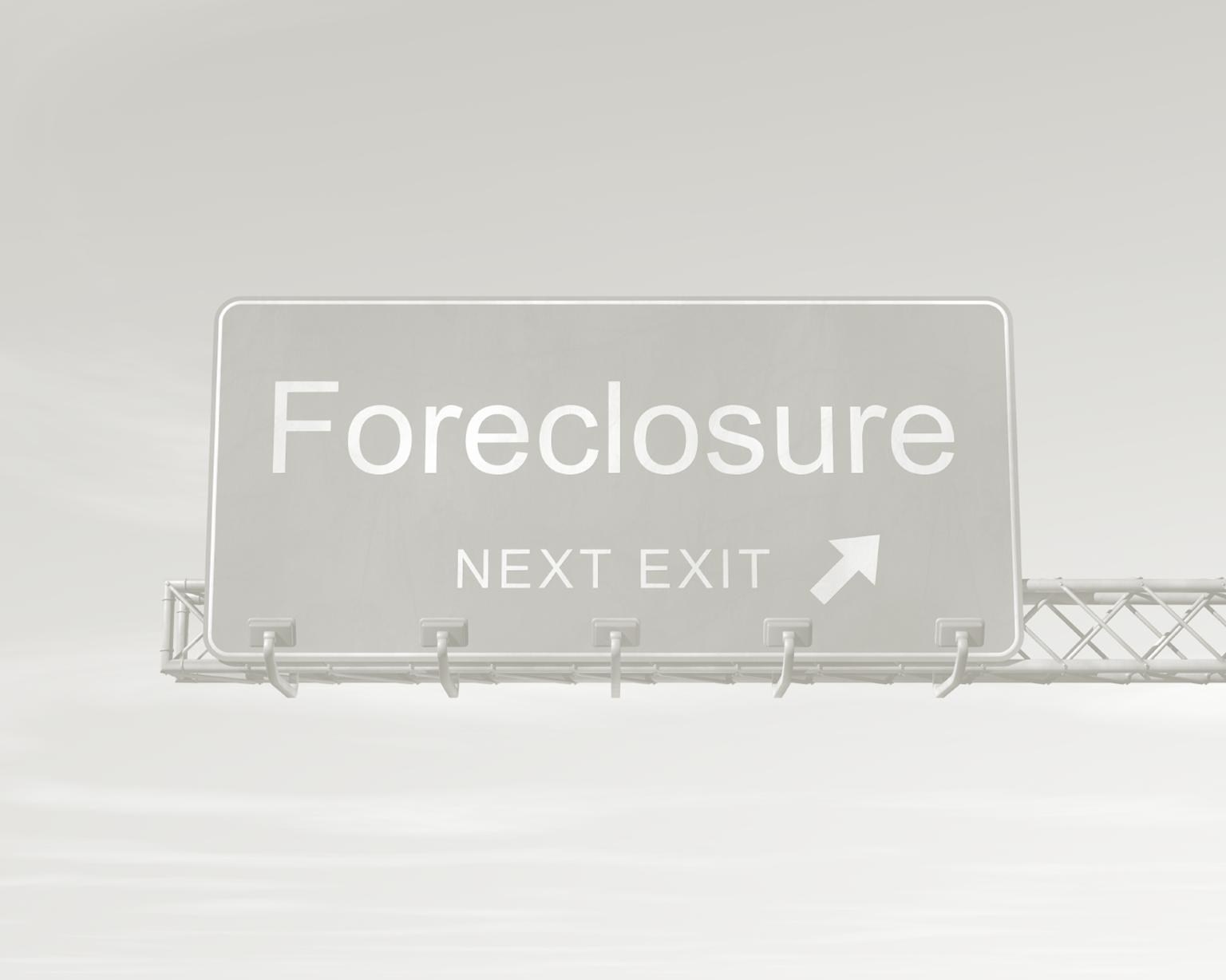 The Foreclosure Process Late Mortgage Payment (30-90 Days) Notice of Default Filed (90 Days) Drawbacks to Foreclosure: Severe Credit Damage Inability to repurchase for 4-7 years Constant