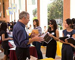 USC Viterbi Career Services Office Interview