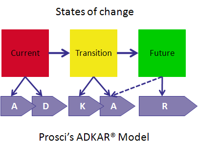 Business Process Change and Change
