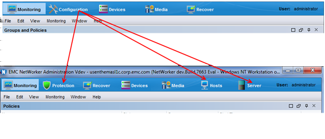 guide d'installation networker 8.2