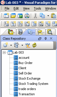Candidate class Client description Repeat the above steps to complete the dictionary for all remaining candidate classes (Refer Appendix B). We can now create the models from the candidate classes.